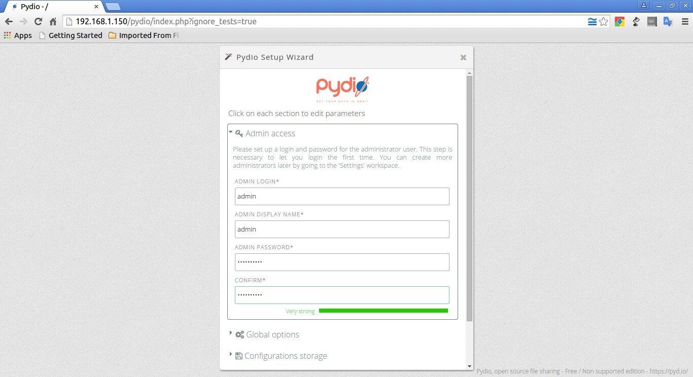 Pydio - - - Google Chrome_003