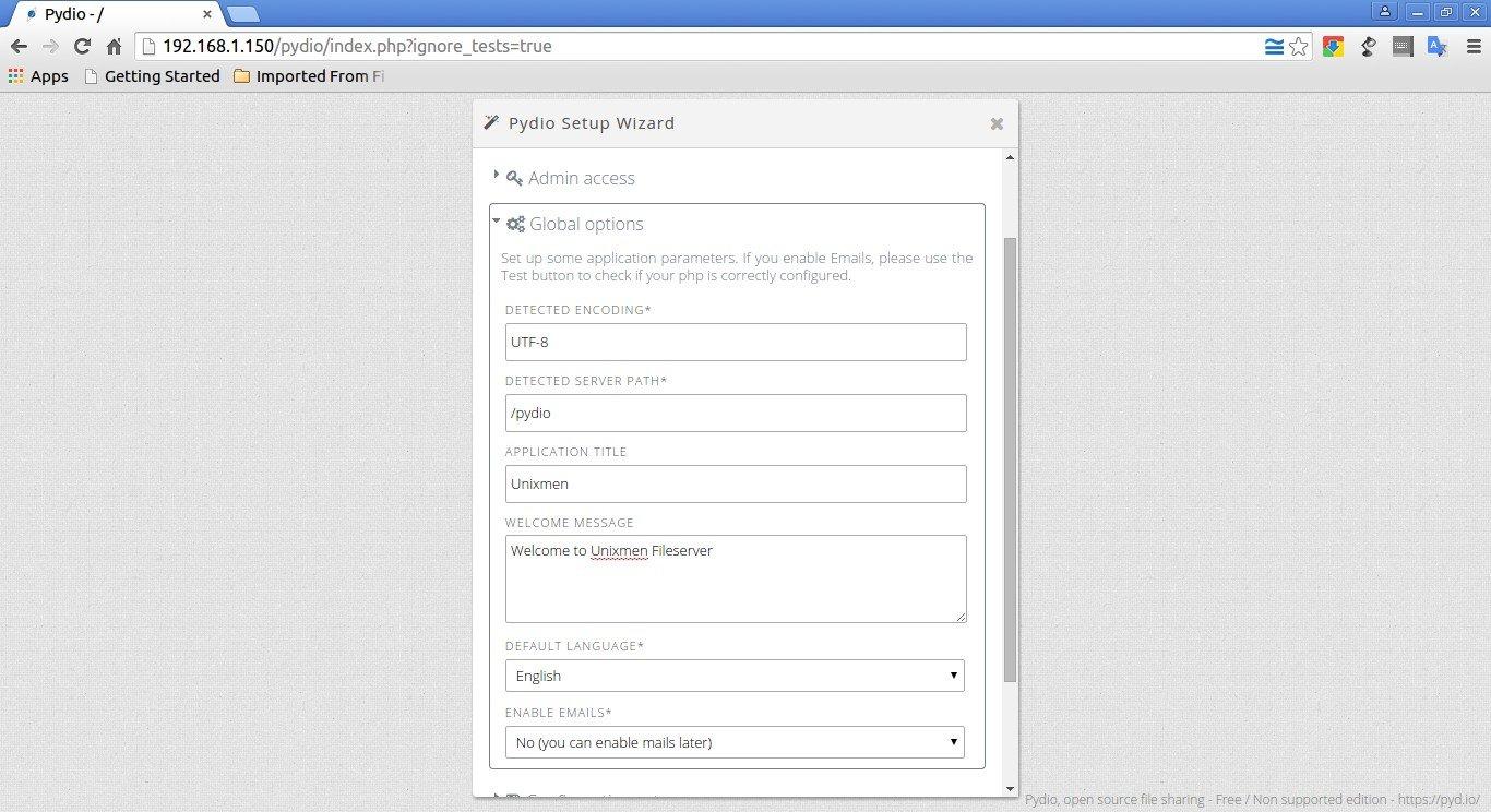 Pydio - - - Google Chrome_004