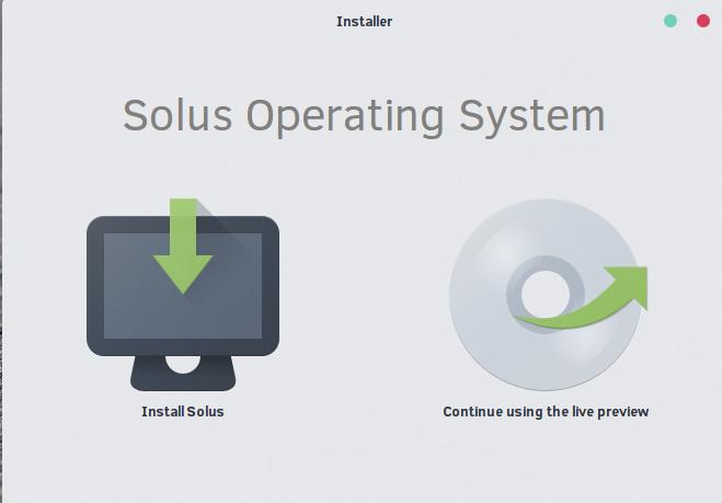 install Solus 2
