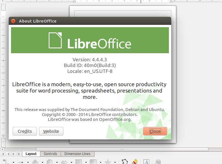 libre office new release