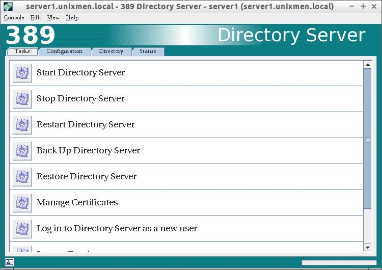 server1.unixmen.local - 389 Directory Server - server1 (server1.unixmen.local)_007