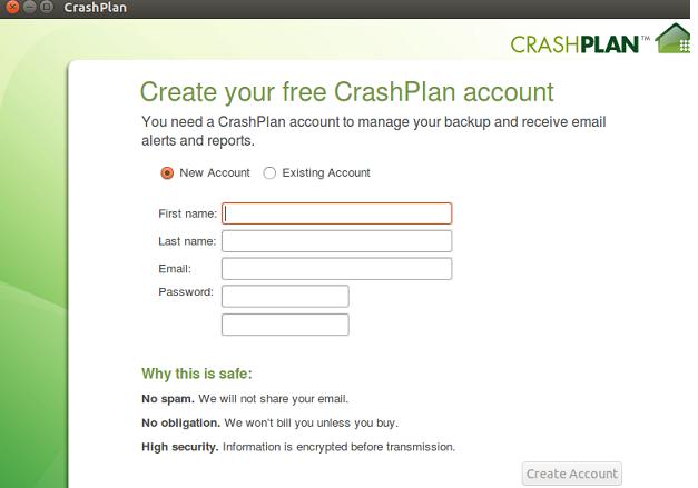 Crash Plan Final