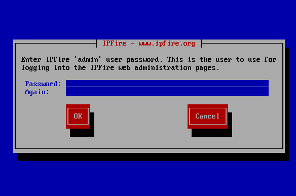IPFire Administration
