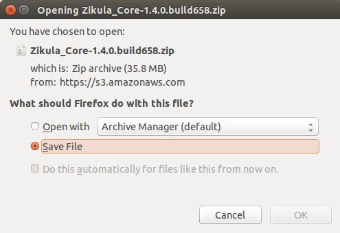 Download Zikula