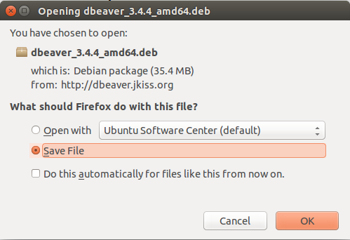 Download DBeaver