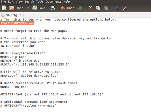 How to Install Darkstat on Linux operating system | LinuxPitStop