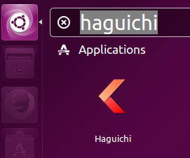 Haguichi Launch