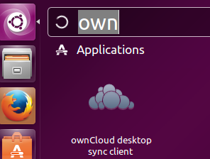 Launch OwnCloud