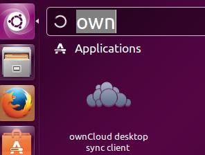 Launch OwnCloud