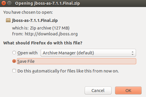 JBoss Download