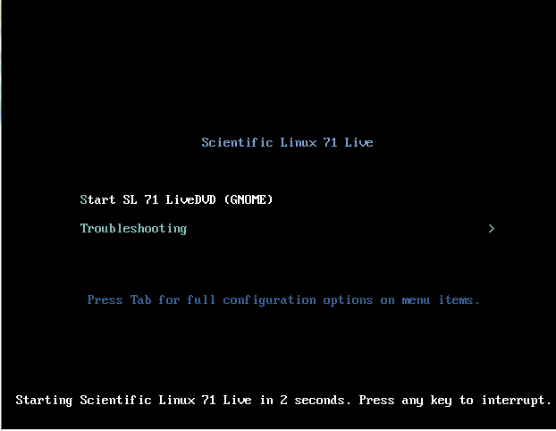 Scientific Linux Main