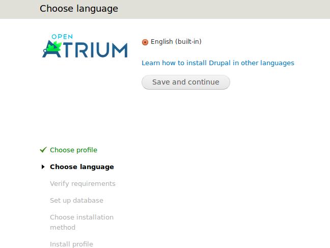 Atrium Language