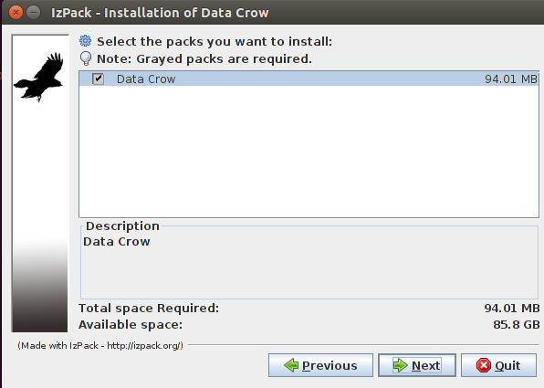 Data Crow 4
