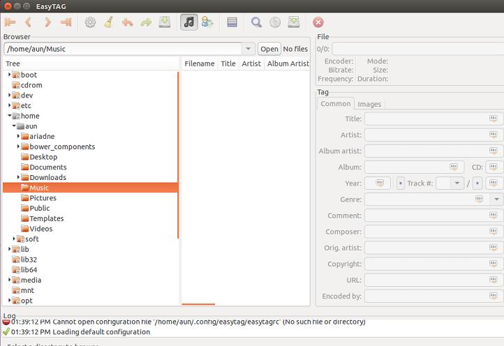 How to Install Audio Tag Editor EasyTAG 2 4 on Ubuntu Linux
