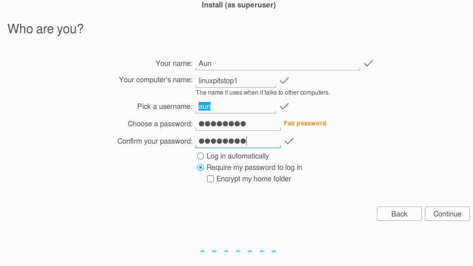 Zorin OS User