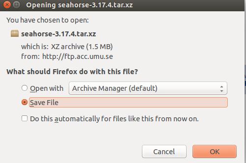 Download Seahorse