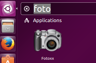 Launch Fotoxx