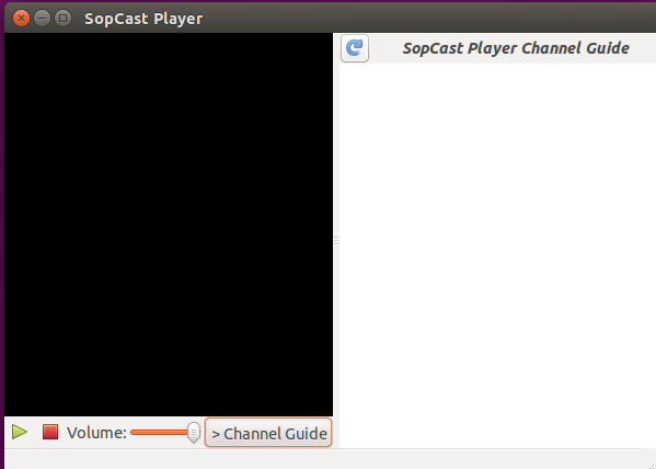 Sopcast Main