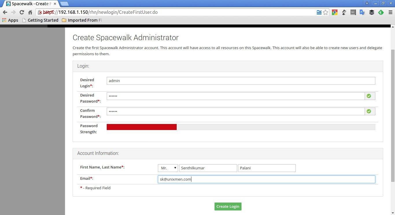 Spacewalk - Create First User - Google Chrome_001