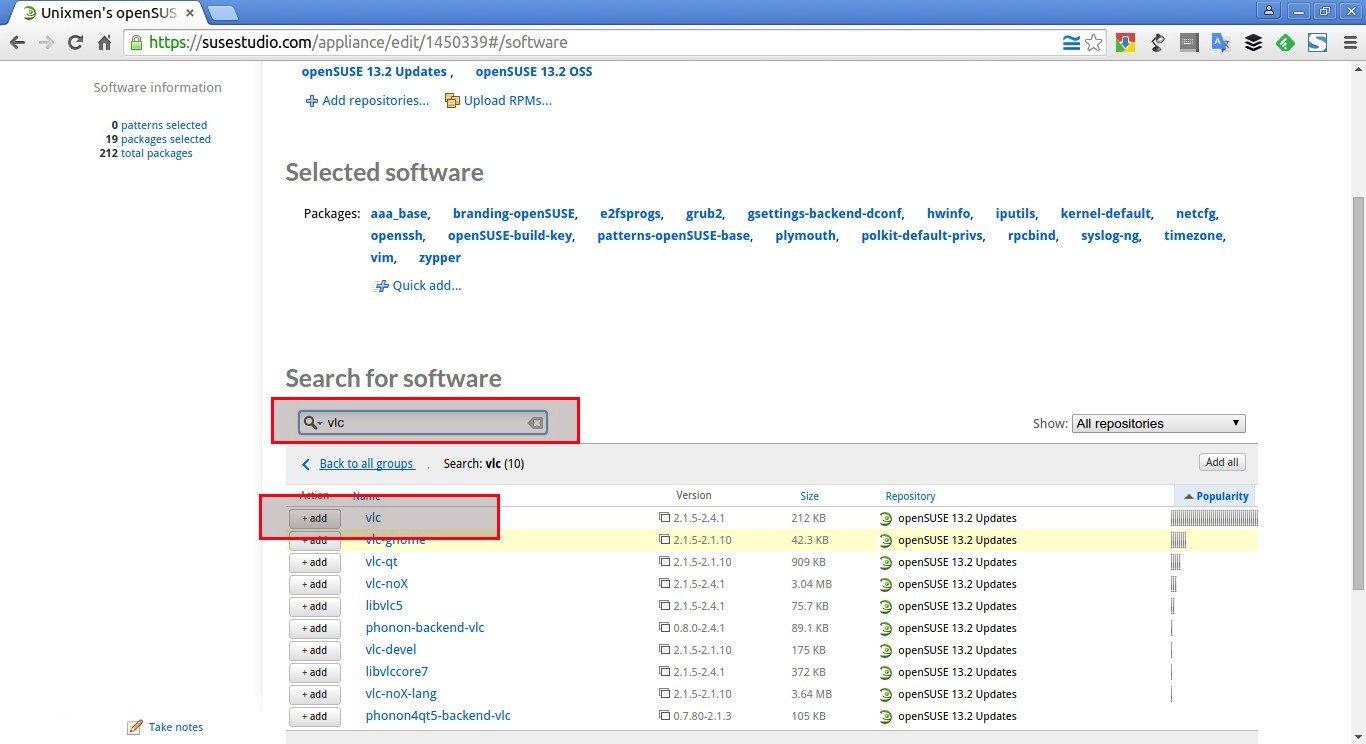 Unixmen's openSUSE 13.2, JeOS – SUSE Studio - Google Chrome_005