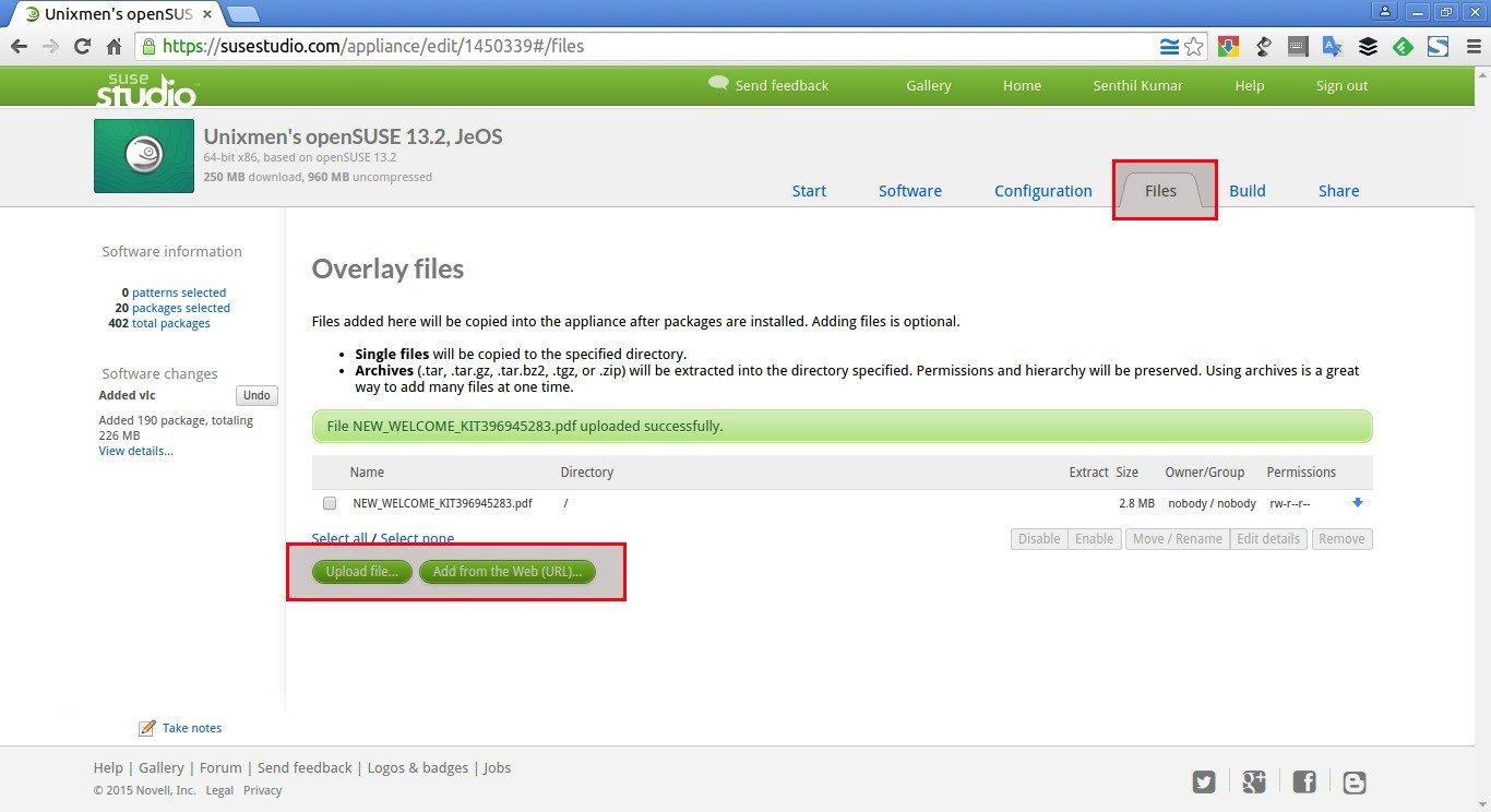 Unixmen's openSUSE 13.2, JeOS – SUSE Studio - Google Chrome_007