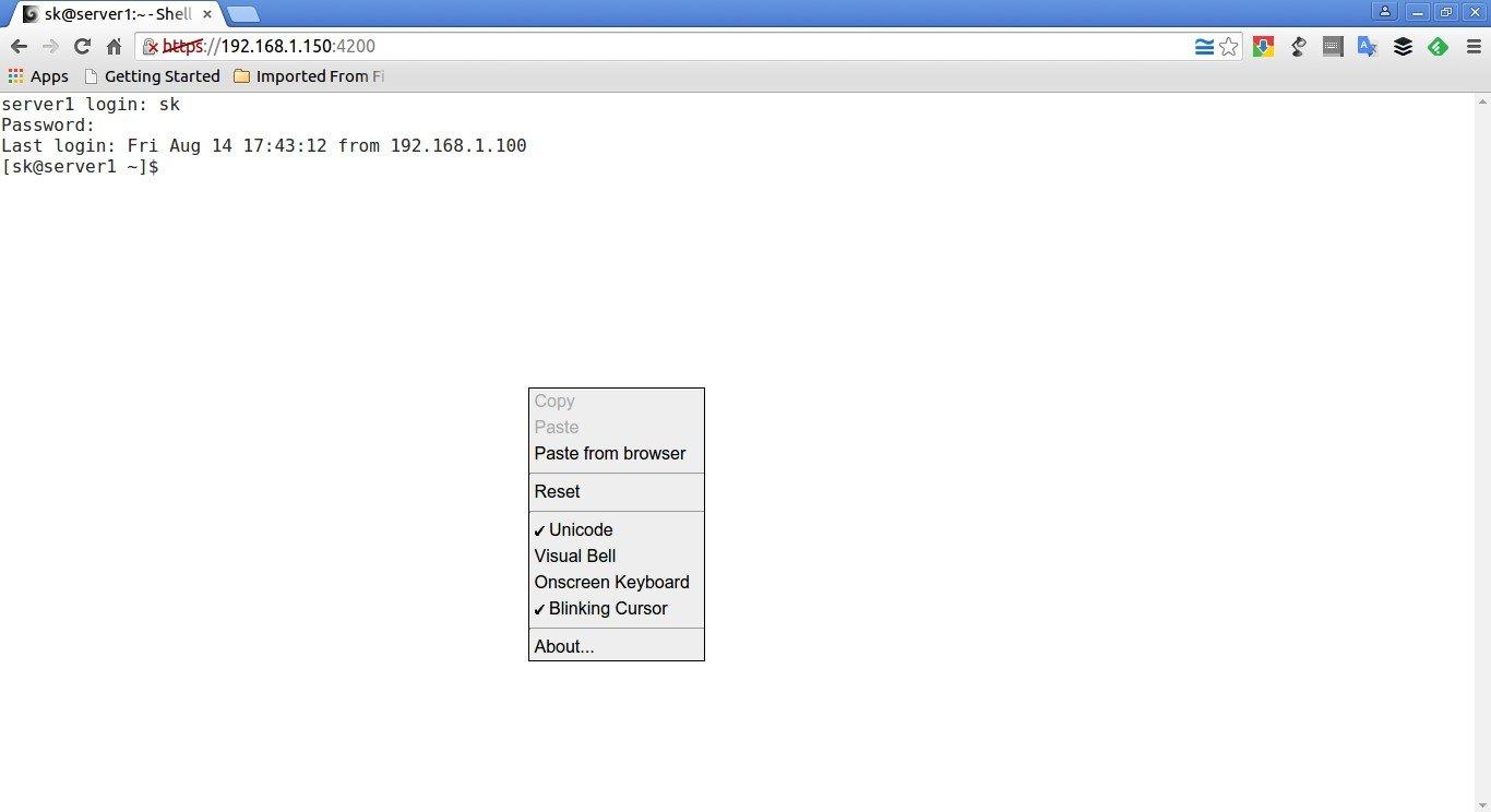 sk@server1:~ - Shell In A Box - Google Chrome_004