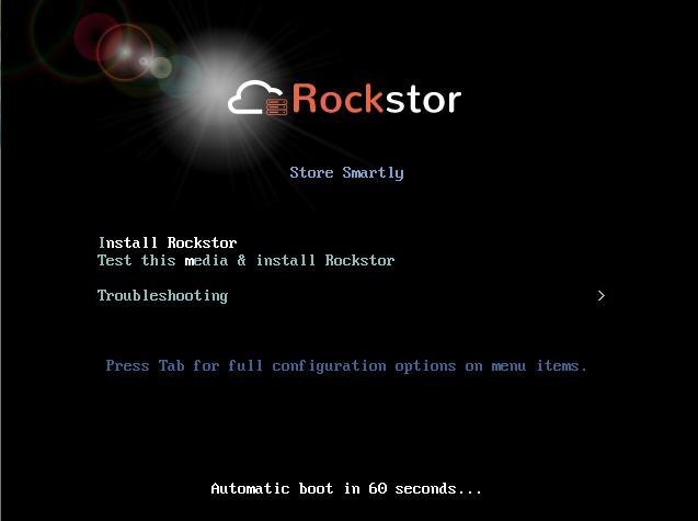 Rockstar Install