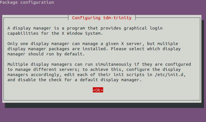 How to Install Trinity Desktop Environment R14 0 1 on Ubuntu
