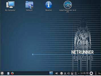 NetRunner Features