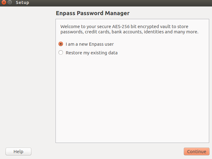 Enpass New User