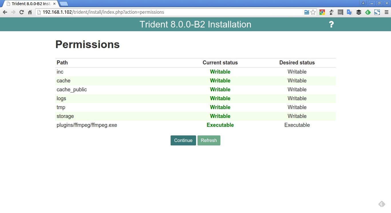 Trident 8.0.0-B2 Installation - Google Chrome_003