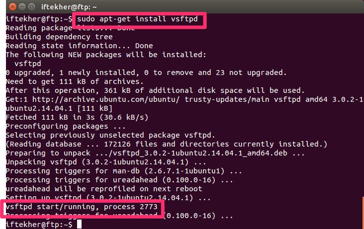 installing_vsftpd