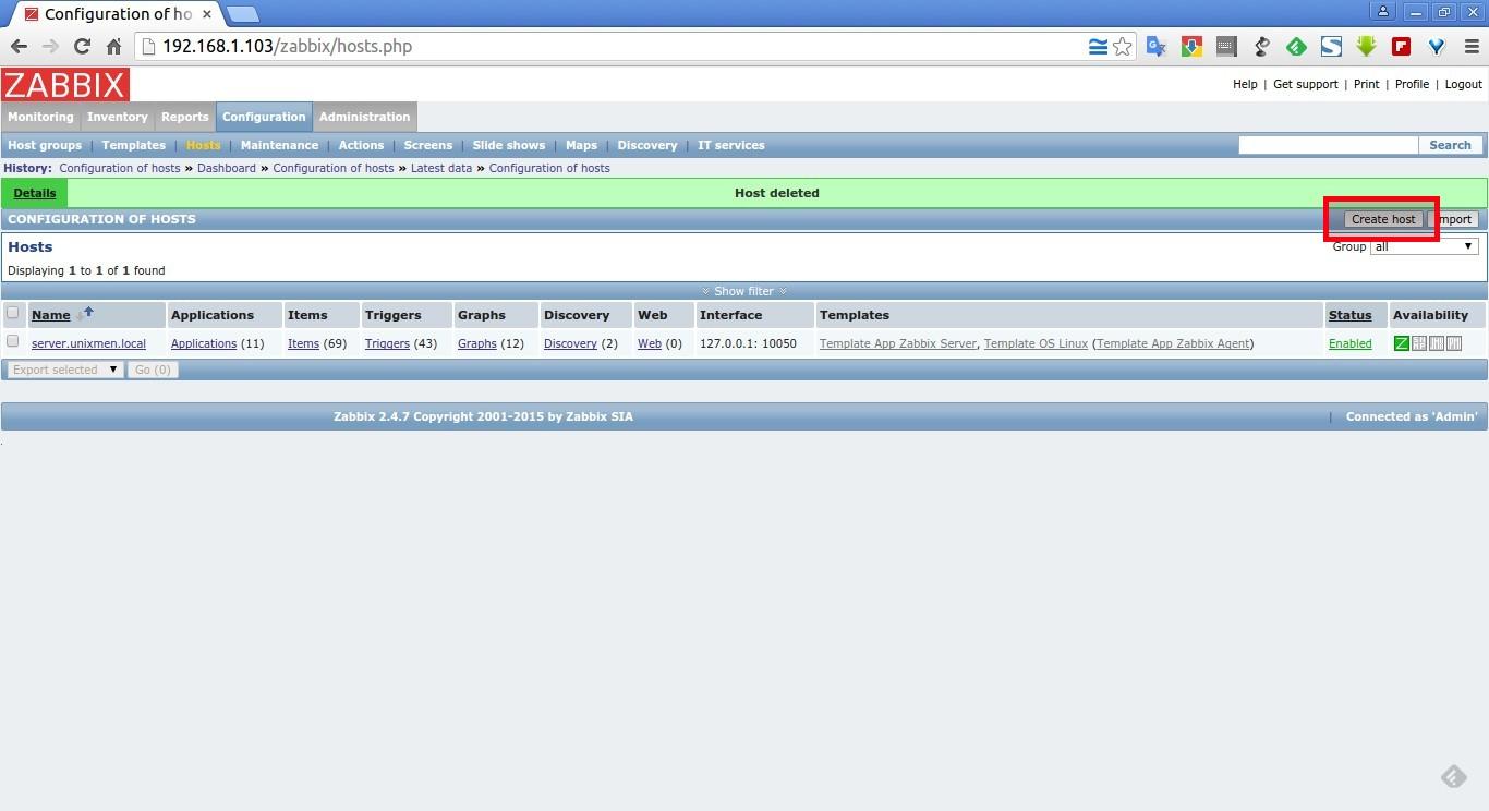 Configuration of hosts – Google Chrome_002