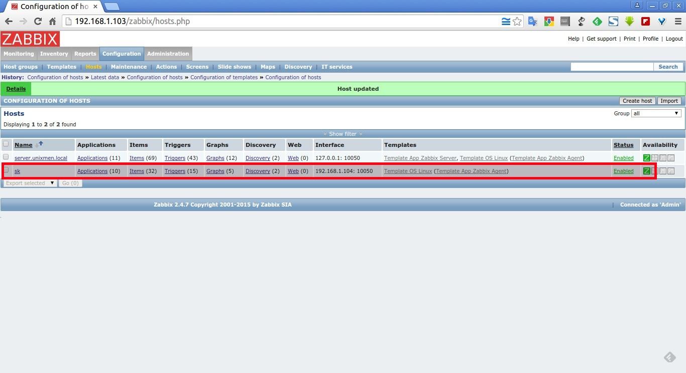 Configuration of hosts – Google Chrome_010