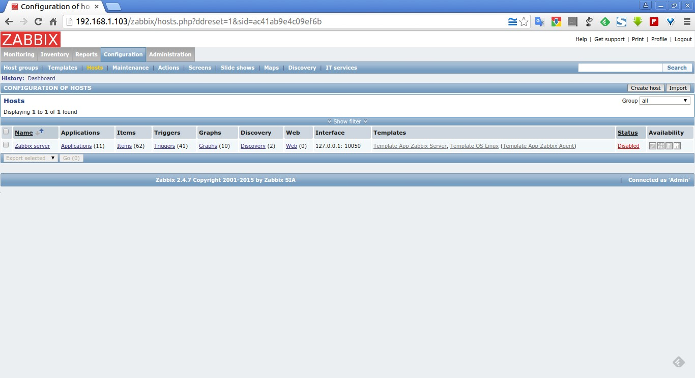Configuration of hosts – Google Chrome_014