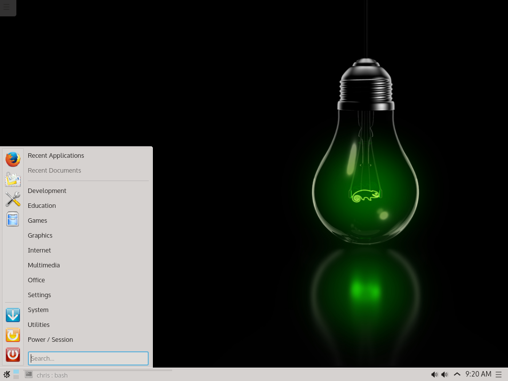 OpenSUSE 42.2.1 Leap_5