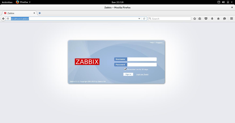OpenSuse_Zabbix_WebUI