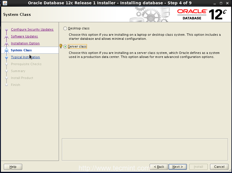 Step4_Oracle12c_OpenSuse