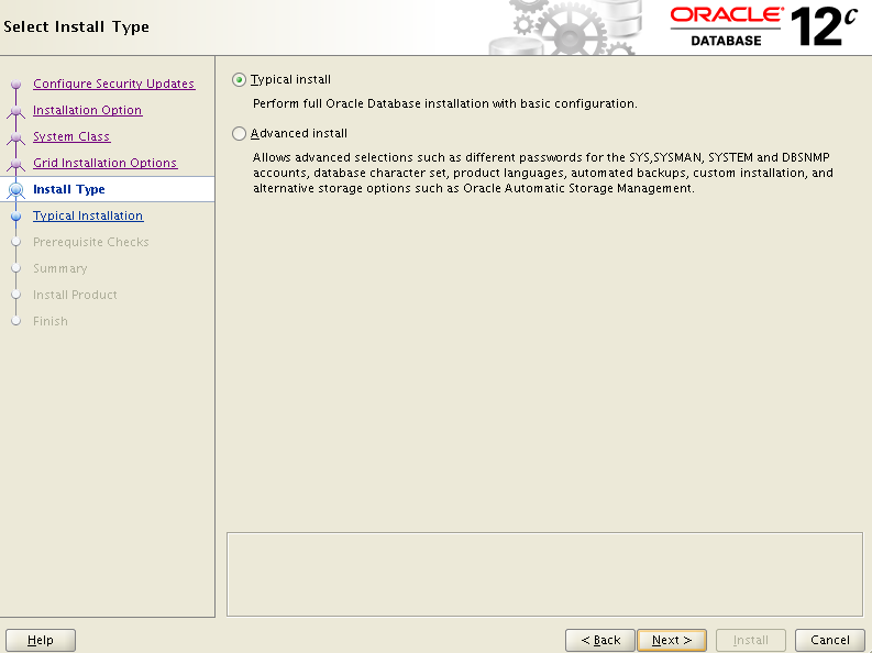 Step6_Oracle12c_OpenSuse