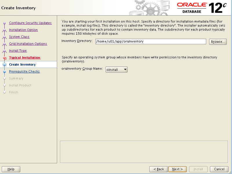 Step8_Oracle12c_OpenSuse