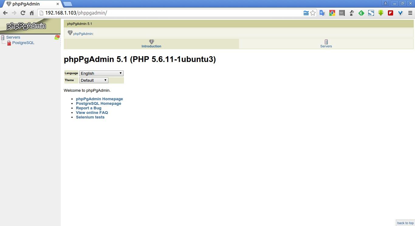 phpPgAdmin – Google Chrome_001