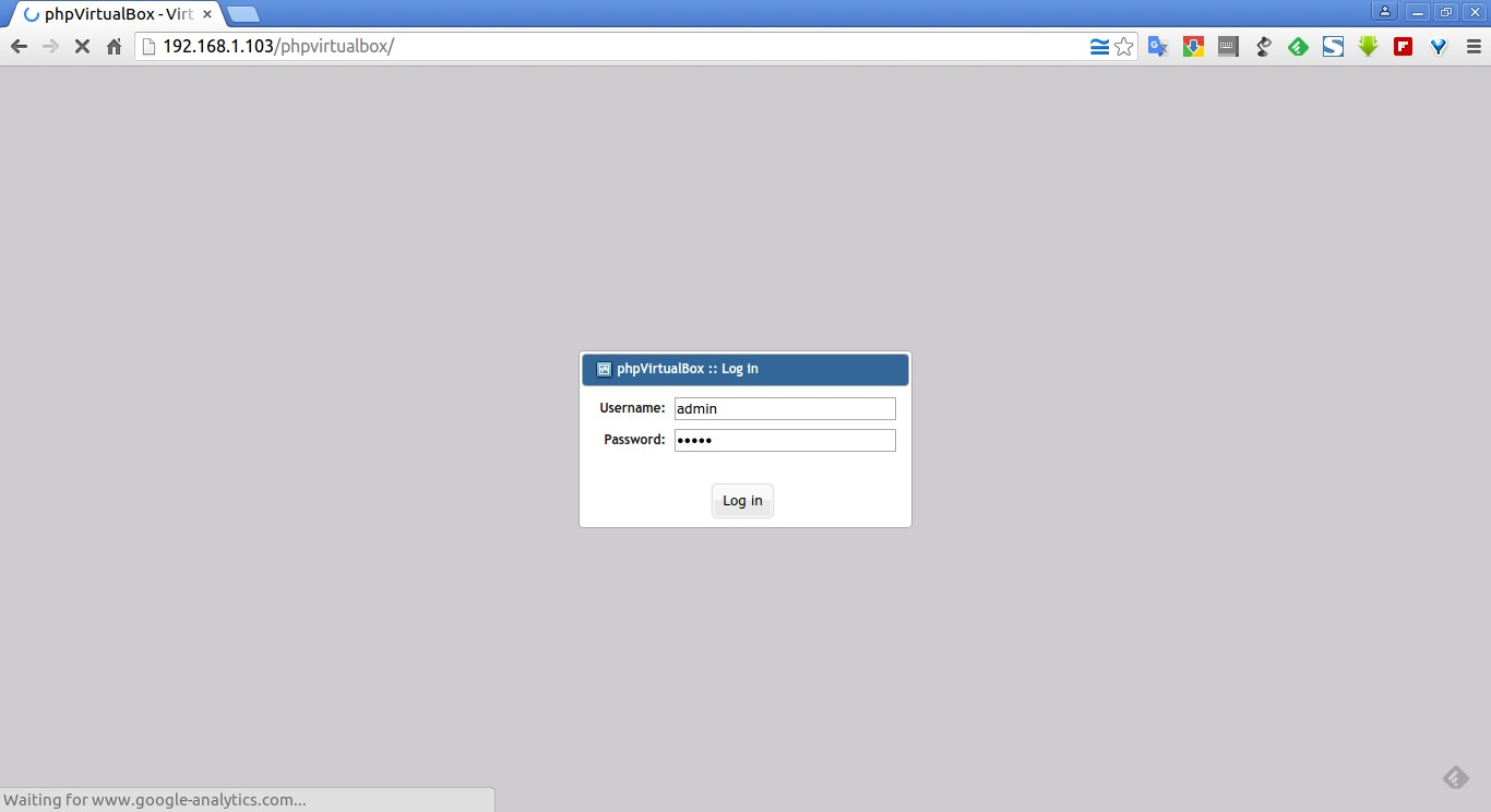 phpVirtualBox – VirtualBox Web Console – Google Chrome_001