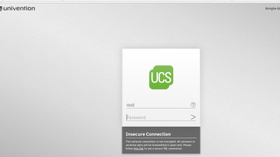 How to install Univention Corporate Server