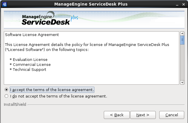 manageengine servicedesk plus 8.0 license file