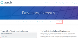 Nessus Download