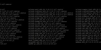 erlang and dependencies