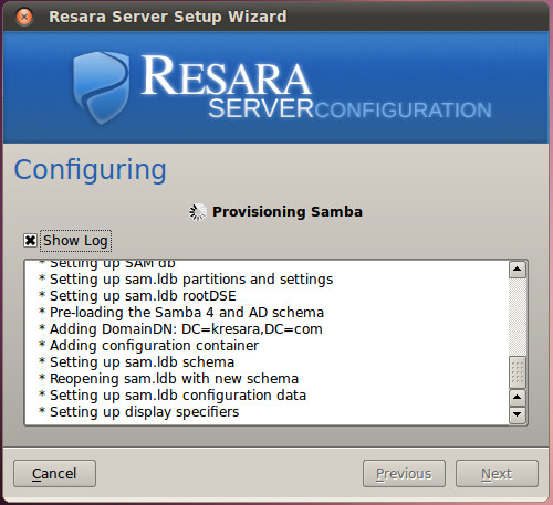 Server Provisioning