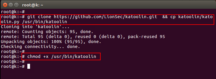 How to install Kali Linux tools on Ubuntu 16 and Centos 7 | LinuxPitStop