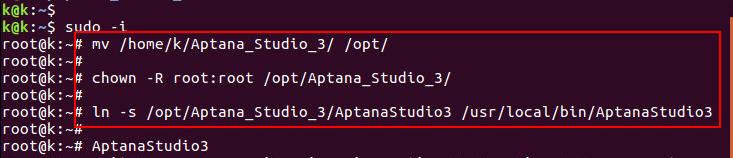 Installing Aptana