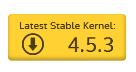 kernel stable version